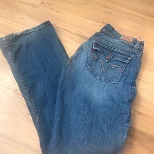 Levi's Too Superlow 524 Jeans